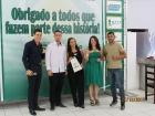 JANTAR COMEMORATIVO DOS 11 ANOS DA ACEJA COM OS ASSOCIADOS