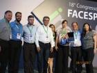 A Aceja Jacupiranga esteve presente no 18º Congresso da Federação das Associações Comerciais do Estado de São Paulo (Facesp).