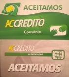 AROMAS & SABORES EMPÓRIO É NOVA CREDENCIADA DO CARTÃO ACCREDITO
